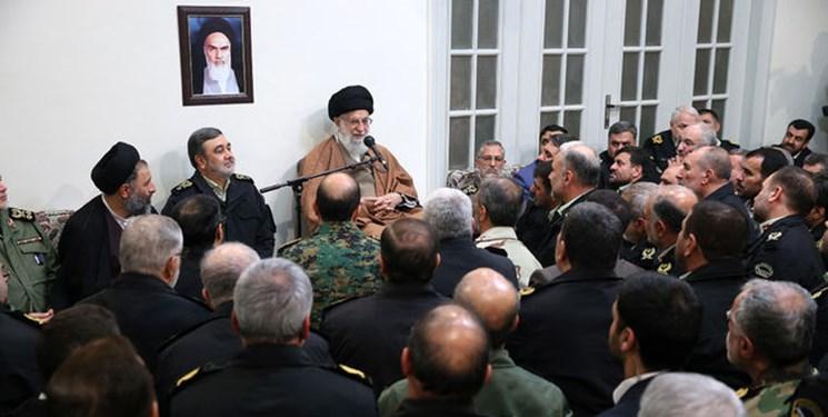 تصویر از کاری کنید که نیروی انتظامی در چشم مردم مقتدر، عادل و هوشیار باشد