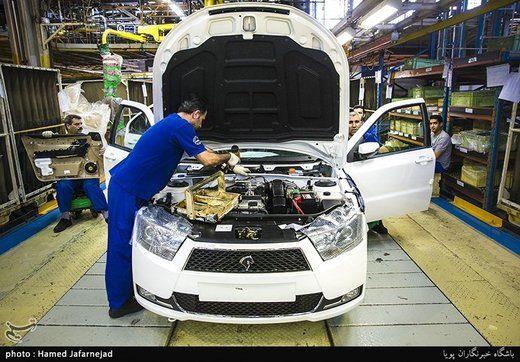 تصویر از نرخ تازه ۵ خودروی پرفروش اعلام شد