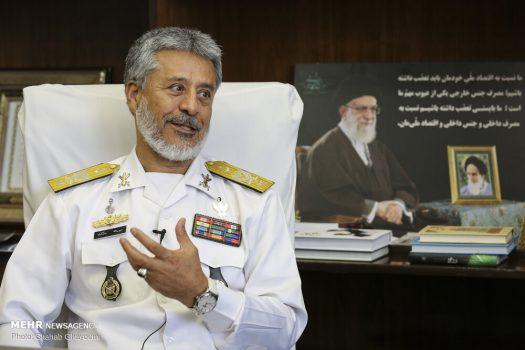 خط و نشان مقام ارشد ارتش برای دشمن