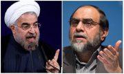 مشاجره بنزینی روحانی و رحیمپور ازغدی در نشست شورای عالی انقلاب فرهنگی