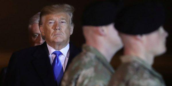 ترامپ چراغخاموش وارد افغانستان شد
