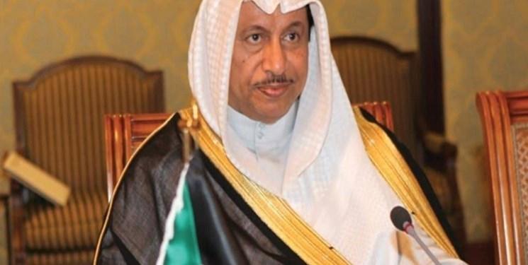 تصویر از امیر کویت با استعفای نخستوزیر موافقت کرد