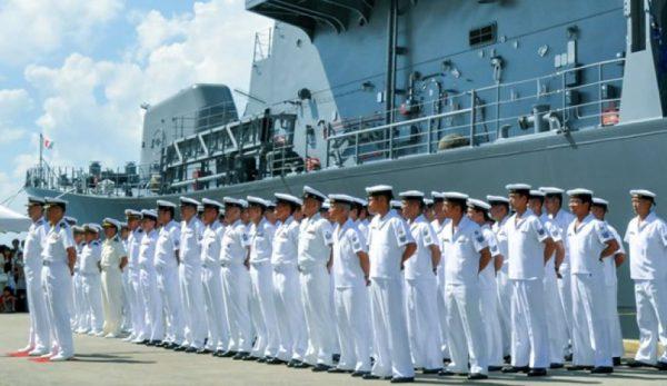 ژاپن به دنبال اعزام ۲۷۰ ملوان به خاورمیانه