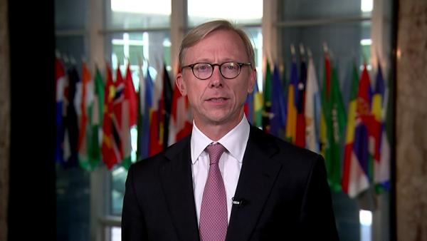 درخواست برایان هوک از اروپا درباره برنامه موشکی ایران