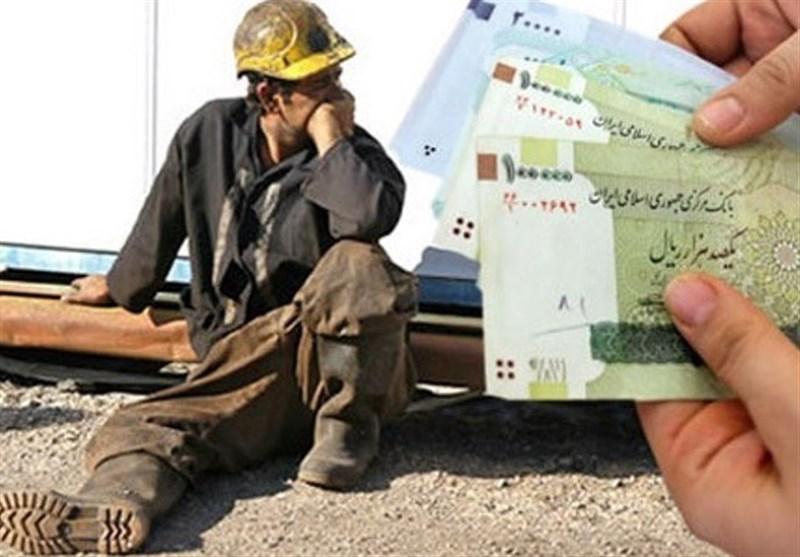 تصویر از جزییات تازه از تعیین دستمزد کارگران در سال 99
