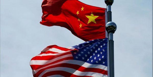 دعوای چین با آمریکا بالا گرفت
