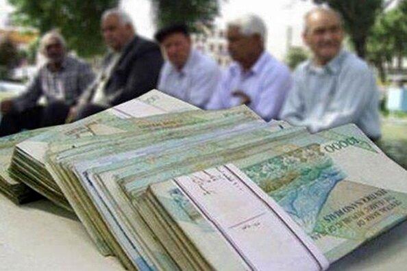 تصویر از احتمال پرداخت عیدی بازنشستگان با حقوق بهمن