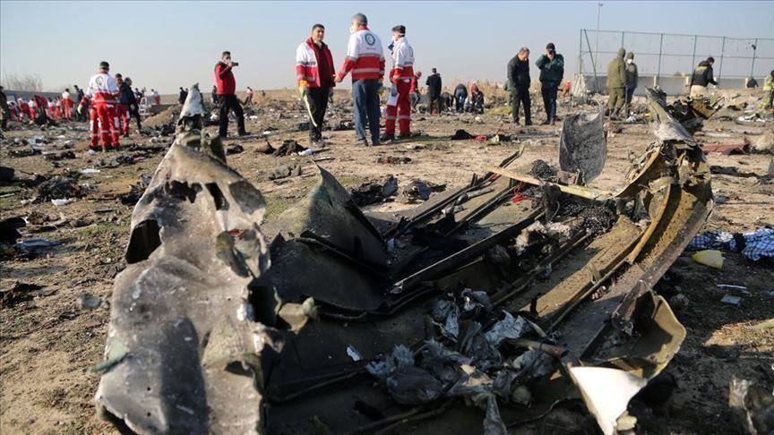 تصویر از بیانیه پنج کشوری که اتباع آنها در هواپیمای اوکراینی بودند؛ ایران واکنش نشان داد
