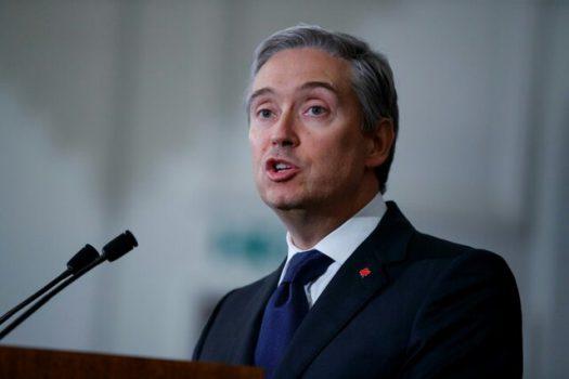 موضع وزیر خارجه کانادا درباره جعبه سیاه هواپیمای اوکراینی