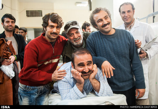 Photo of مهران احمدی جلوی دوربین «پایتخت 6» زنده میشود!