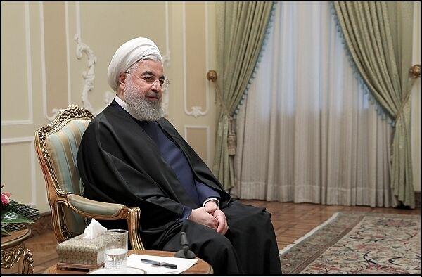 تصویر از سفرای جدید ایران در ۱۳ کشور جهان با رییسجمهوری دیدار کردند
