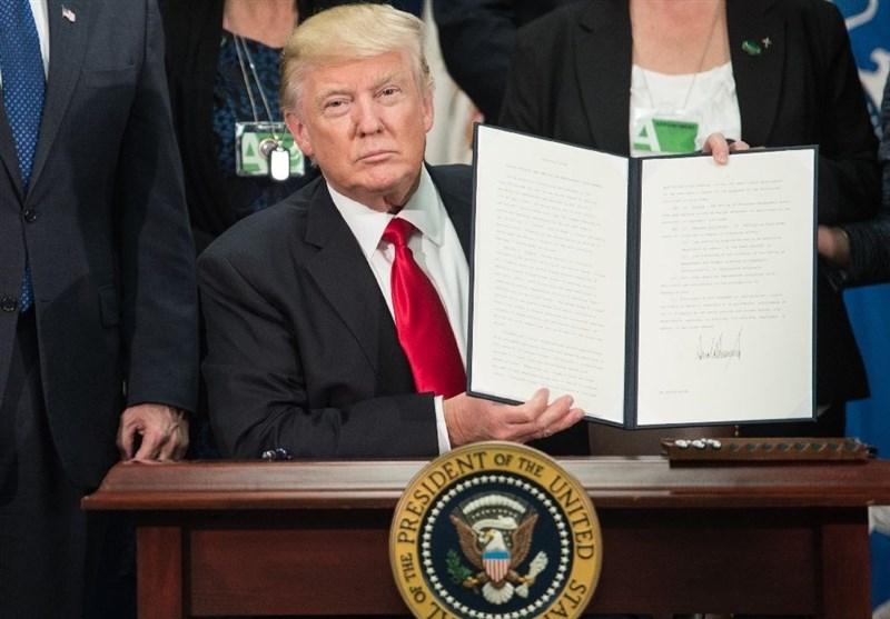 تصویر از محدودیت ترامپ برای اتباع ۷ کشور دیگر