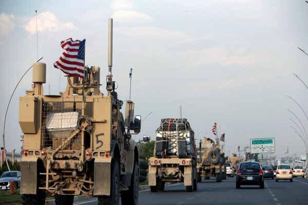 تصویر از درگیری نیروهای آمریکایی و روسی در سوریه