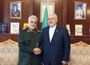 ظریف: خباثت و حماقت تروریستهای آمریکایی در ترور سردار سلیمانی درخت مقاومت در منطقه و جهان را تنومندتر خواهد کرد