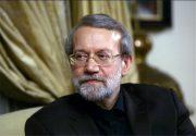 لاریجانی: به خاطر عظمت انقلاب از سیاهنمایی پرهیز شود