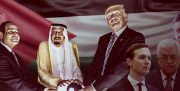 تشکر عربستان از ترامپ به خاطر معامله قرن!