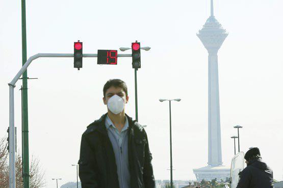 تصویر از شناسایی 25 متهم بوی نامطبوع تهران