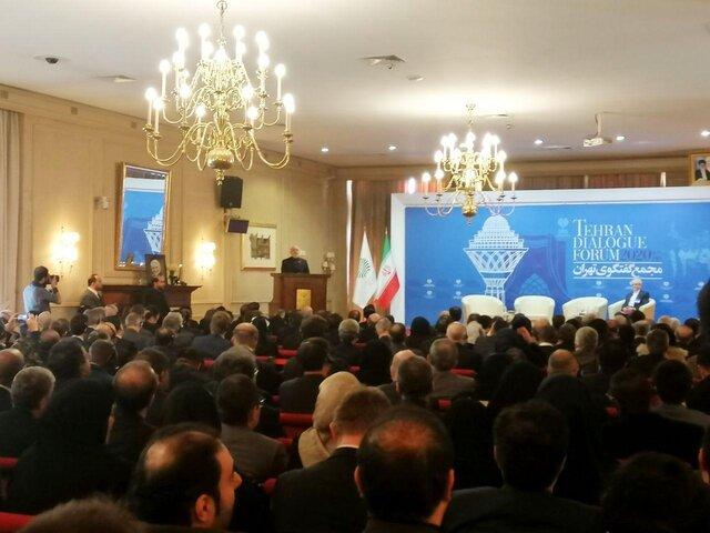 تصویر از ظریف: پایان حضور شرارت آمیز آمریکا در منطقه غرب آسیا آغاز شده است