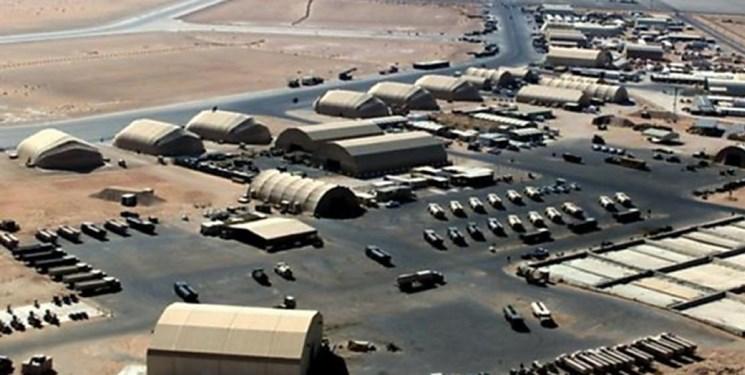 تصویر از اولین آمار تلفات آمریکا در پایگاه عین الاسد