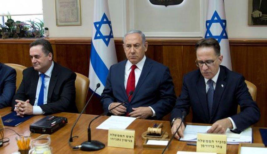 تصویر از کابینه امنیتی رژیم صهیونیستی تشکیل جلسه میدهد