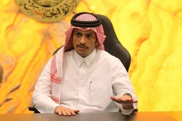 تصویر از قطر: به دنبال کاهش تنشها در منطقه خاورمیانه هستیم