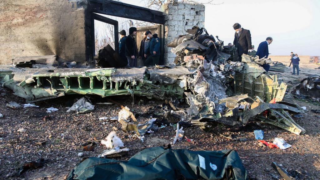 تصویر از پاسخ ایران به فضاسازیهای مشکوک درخصوص سقوط هواپیمای اوکراینی