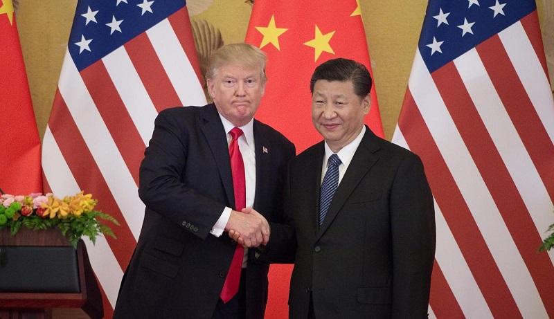 تصویر از وزیر خزانه داری آمریکا: توافق مرحله اول با چین بسیار مهم است