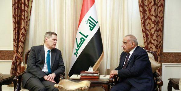 والاستریت ژورنال: آمریکا، عراق را به محرومیت از درآمدهای نفتی تهدید کرد