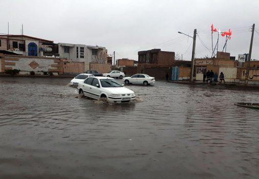 شهر خاش وضعیت بحرانی به خود گرفت