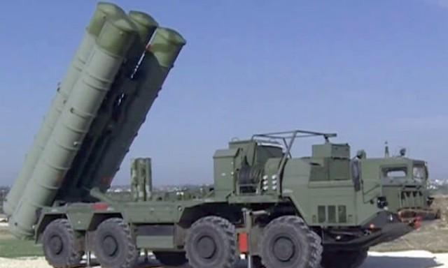تصویر از مسکو مذاکره برای فروش اس-400 و اس-300 به بغداد را تایید کرد