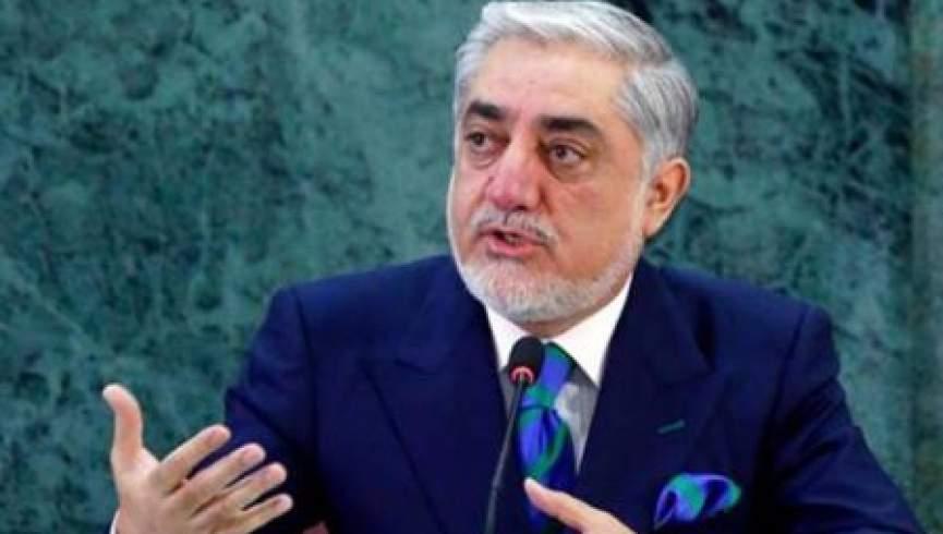 تصویر از عبدالله از نهایی شدن صلح بین طالبان و آمریکا خبر داد