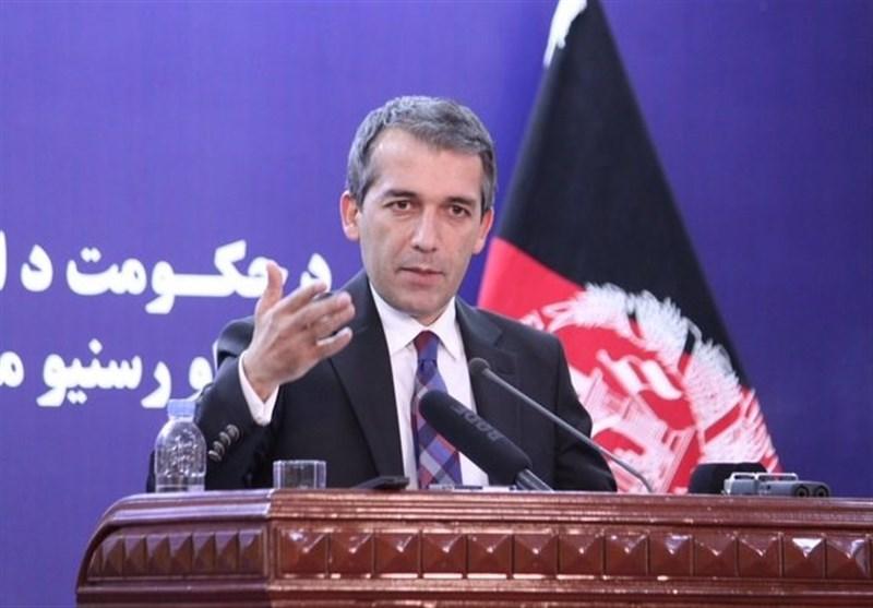 تصویر از سخنگوی ریاستجمهوری افغانستان زمان توافقنامه آمریکا و طالبان را اعلام کرد