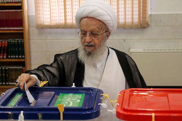 Photo of مراجع تقلید در انتخابات شرکت کردند