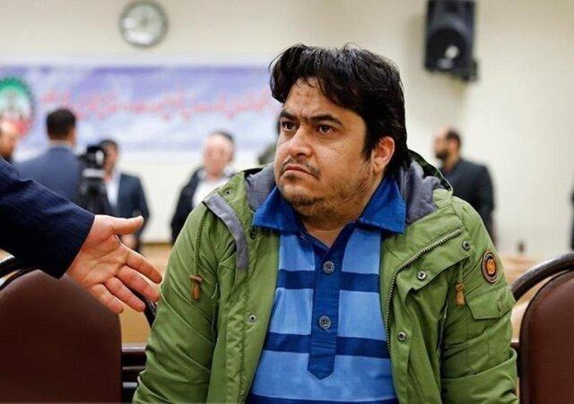 Photo of سومین جلسه دادگاه روح الله زم برگزار شد