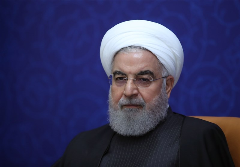 Photo of روحانی: به دشمن التماس نمیکنیم
