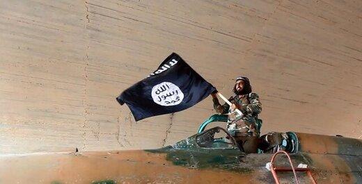 تصویر از تحرکات مشکوک داعش در الانبار عراق