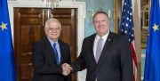 رایزنی پمپئو و جوزپ بورل درباره ایران