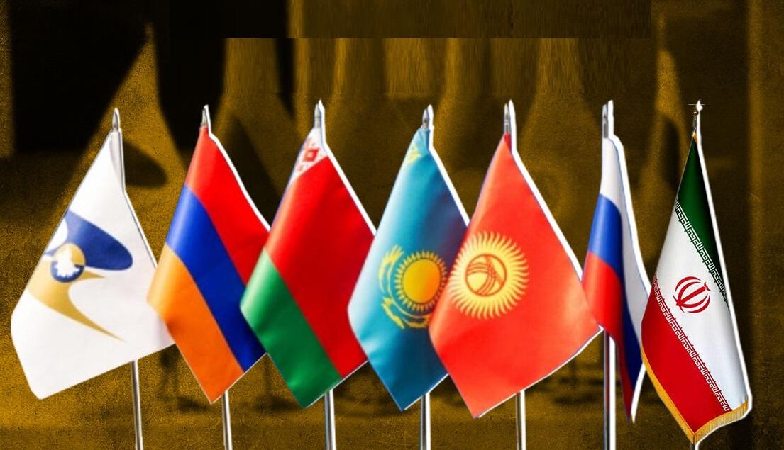 تصویر از عزم اوراسیا برای همکاری اقتصادی با ایران