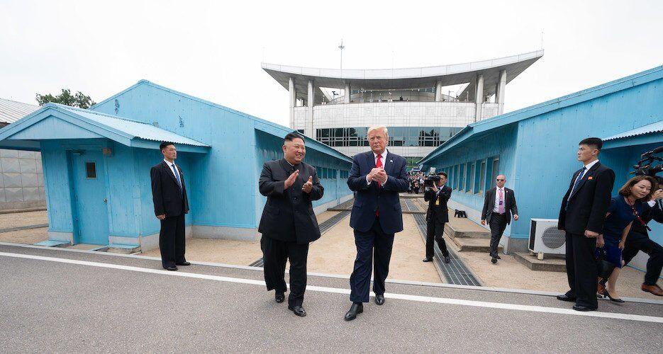 تصویر از آمادگی مشروط ترامپ برای دیدار مجدد با رهبر کرهشمالی