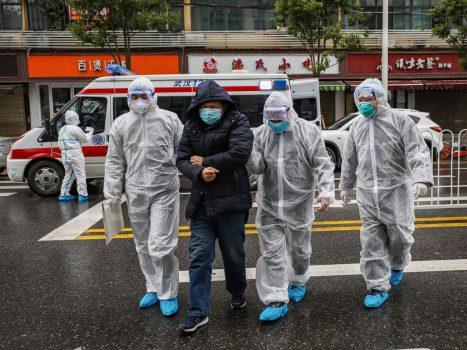 بلندپایه ترین مقام کانون شیوع کرونا در چین برکنار شد