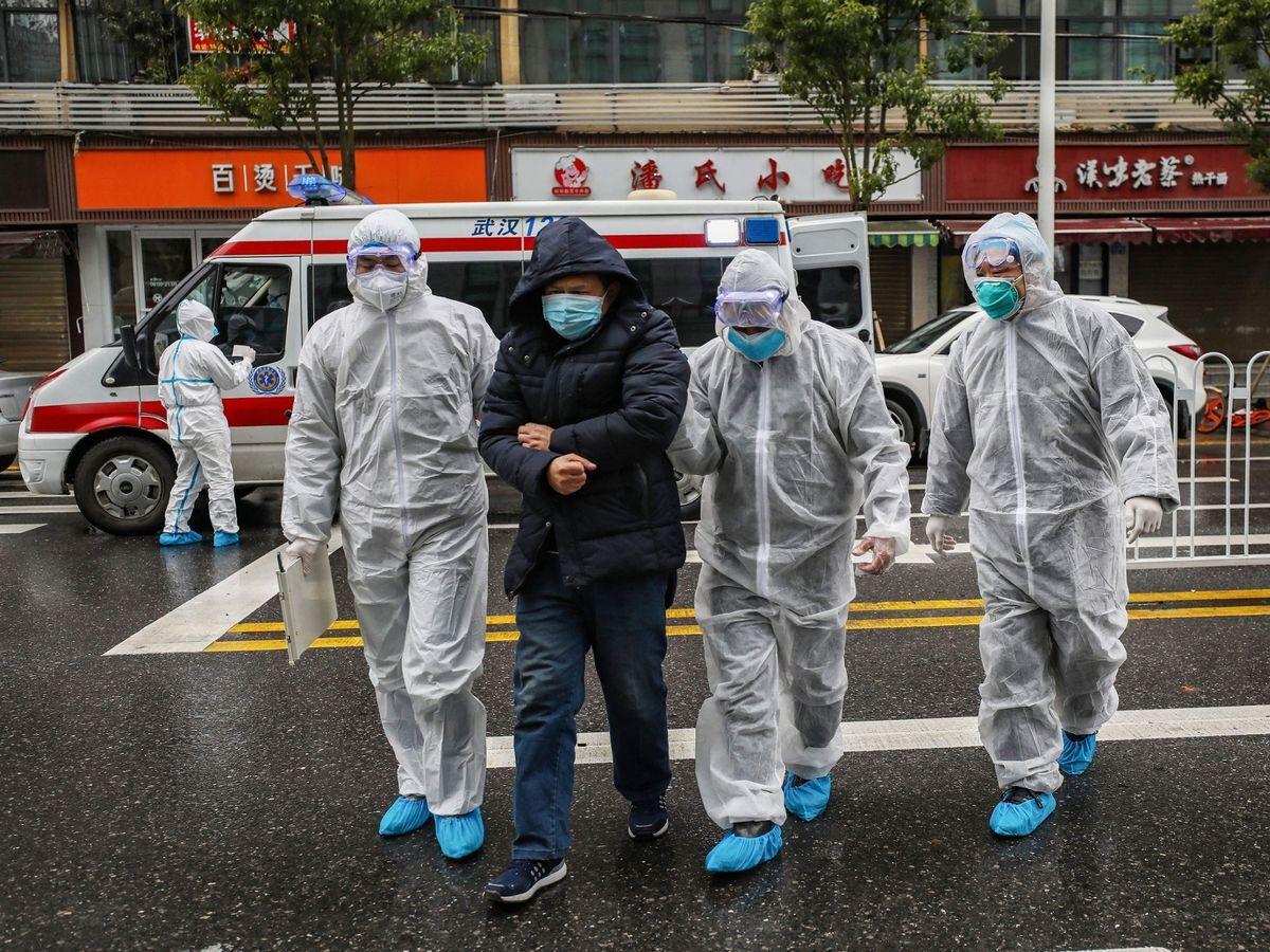 تصویر از بلندپایه ترین مقام کانون شیوع کرونا در چین برکنار شد