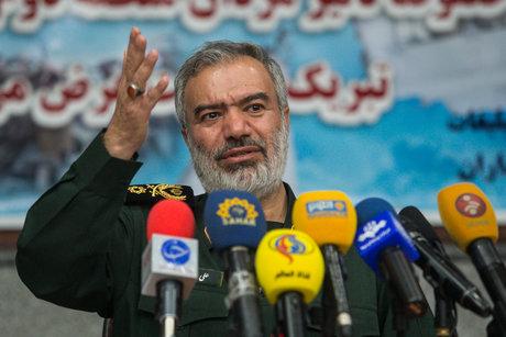 روایت سردار فدوی از اعتراف آمریکاییها درباره قدرت ایران