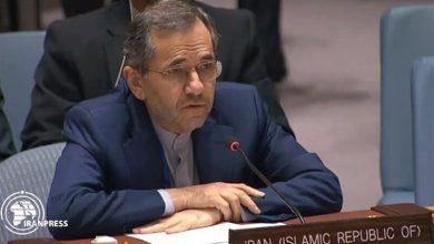 Photo of تخت روانچی: تحریمهای ایران تمام بشریت را مورد حمله قرار میدهد
