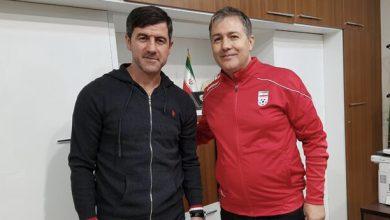 تصویر از کریم باقری رسما مربی تیم ملی شد