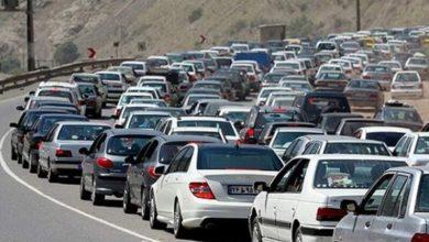 تصویر از همه جادههای ورودی به مازندران مسدود است