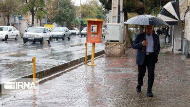 تصویر از امروز سامانه بارشی وارد کشور میشود