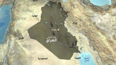 تصویر از شب خونبار در عراق؛ آمریکا چند پایگاه نظامی را هدف قرار داد