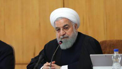 Photo of روحانی: از پیک کرونا عبور کردهایم