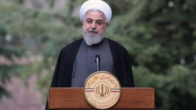 تصویر از روحانی در آخرین سخنرانی سال: مردم ما از فاجعه حماسه ساختند