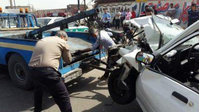 Photo of مرگ پنج نفر در تصادف دو خودروی سواری